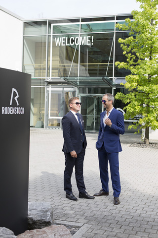 Killinian Manninger and Stefan Schütte interviewed by W&V