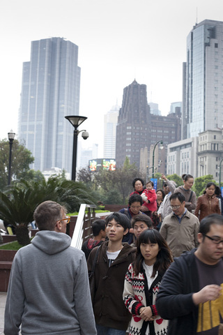Anual Report for METRO GROUP <br>City of Shanghai <br>comissioned by Strichpunkt