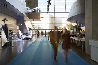 BMW i8 commercial launch