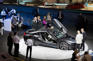 BMW i8 commercial launch for BMW GROUP