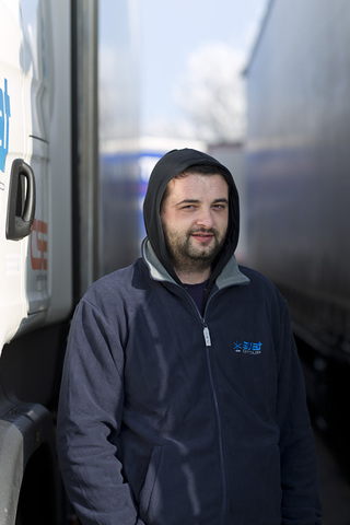 trucker`s sensation after Berlin terrorist attack
